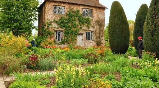 The Cottage Garden Sissinghurst