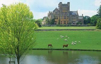 Engelse Landschapsstijl Tuin : Tuinen zuid west engeland